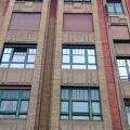 Aluminios pamplona - Ventanas edificio Eusa
