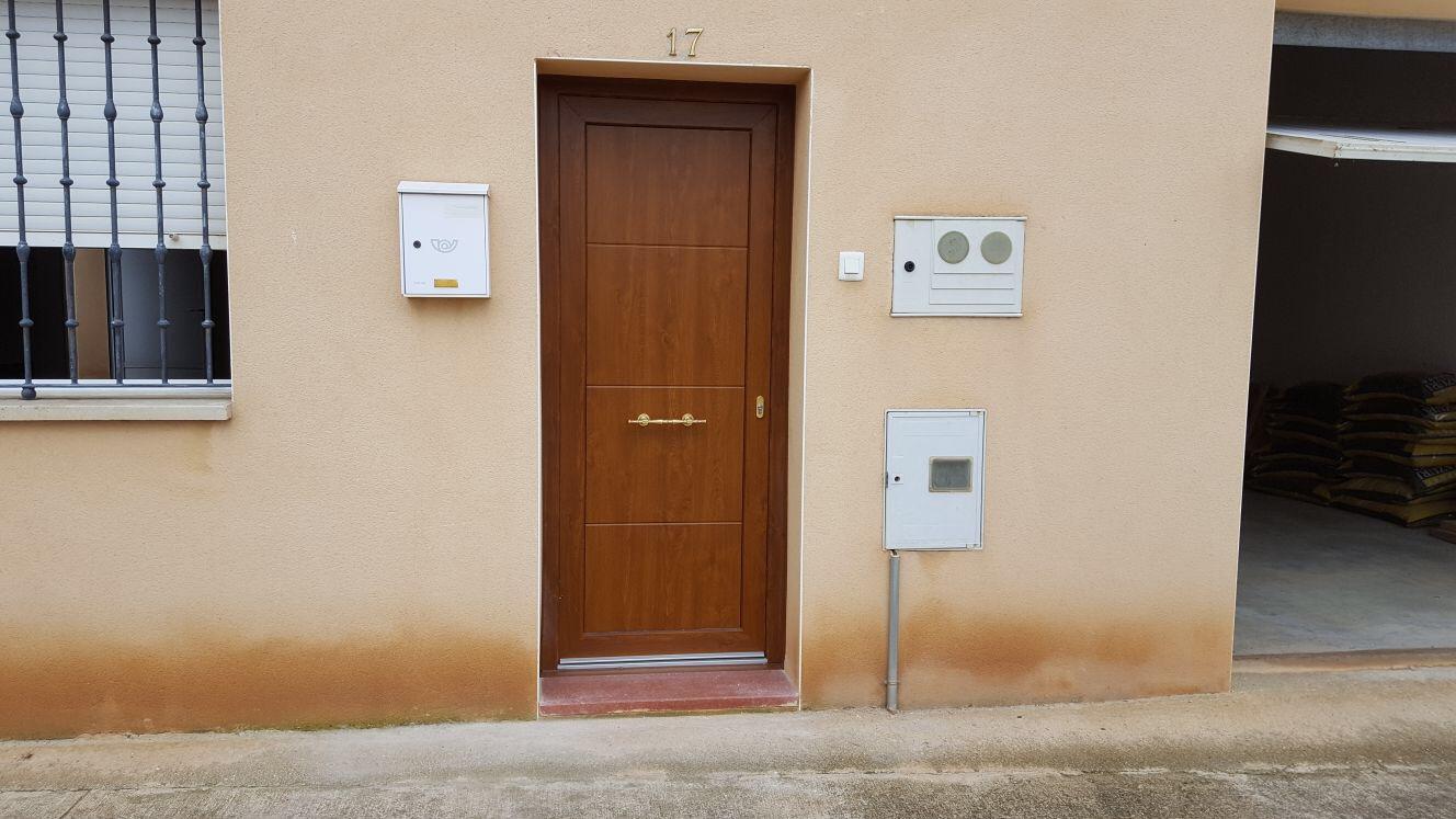 Especialistas en instalación de puertas